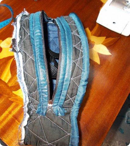 Вот такую сумочку на длинной ручке (регулируемой) сшила для юной леди. Ткань мебельная. фото 18