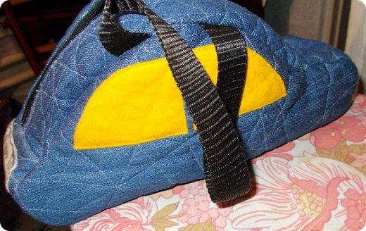 Вот такую сумочку на длинной ручке (регулируемой) сшила для юной леди. Ткань мебельная. фото 23