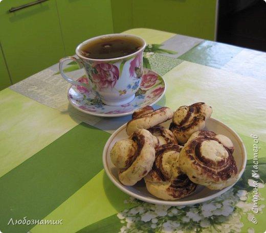 """Добрый вечер! Недавно нашла очень интересный рецепт печенья """"Шампиньоны"""". Они не только вкусные, но и визуально красивые.   Состав:  150 г маргарина или сливочного масла 0,5 стакана сахара 1 яйцо 1,5 стакана картофельного крахмала 1 чайная ложка без верха разрыхлитель теста (или 0,5 ч. л.соды +1 ч. л. уксуса =гасить); мука фото 1"""