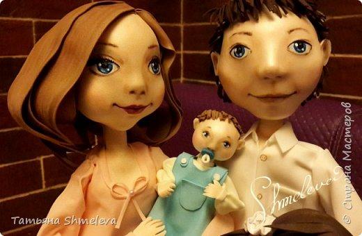 Куклы с реалистичными лицами (фом-арт) фото 22