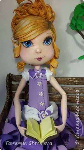Куклы с реалистичными лицами (фом-арт) фото 24