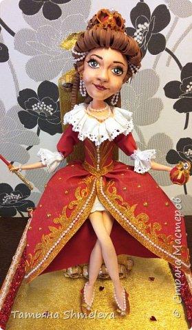 Куклы с реалистичными лицами (фом-арт) фото 5