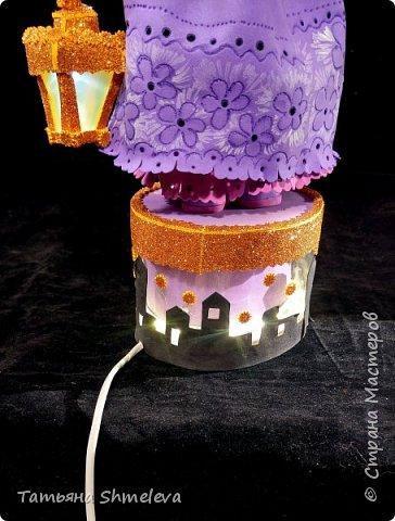 Светильники в технике фом-арт фото 3