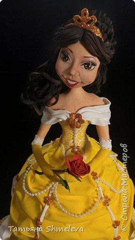 Куклы-шкатулки в технике фом-арт фото 2