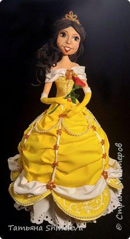 Куклы-шкатулки в технике фом-арт фото 1