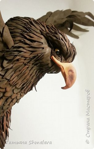 Птицы в технике фом-арт фото 18
