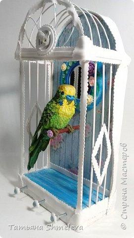 Птицы в технике фом-арт фото 20