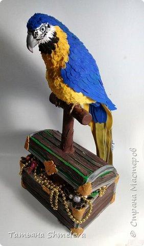 Птицы в технике фом-арт фото 22