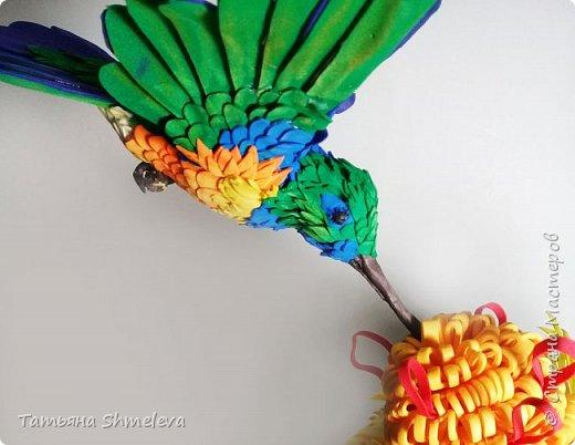 Птицы в технике фом-арт фото 25