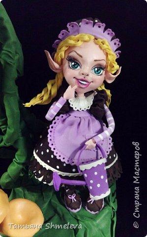 Куклы с реалистичными лицами (фом-арт) фото 17