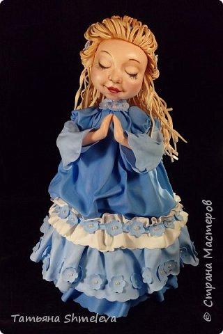 Куклы-шкатулки в технике фом-арт фото 4