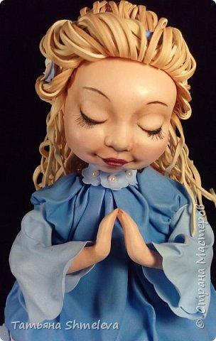 Куклы-шкатулки в технике фом-арт фото 6