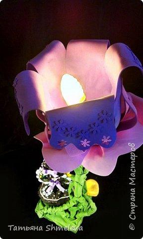 Светильники в технике фом-арт фото 14