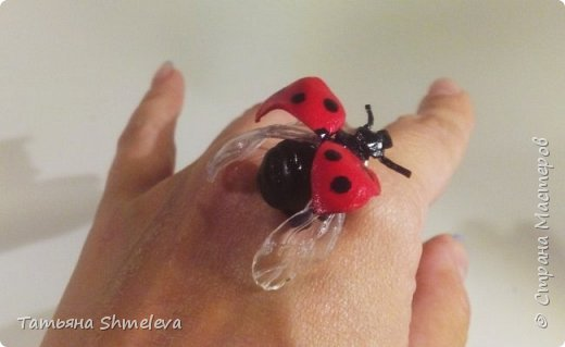 Животные и насекомые из фома фото 23
