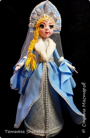 Куклы с реалистичными лицами (фом-арт) фото 10