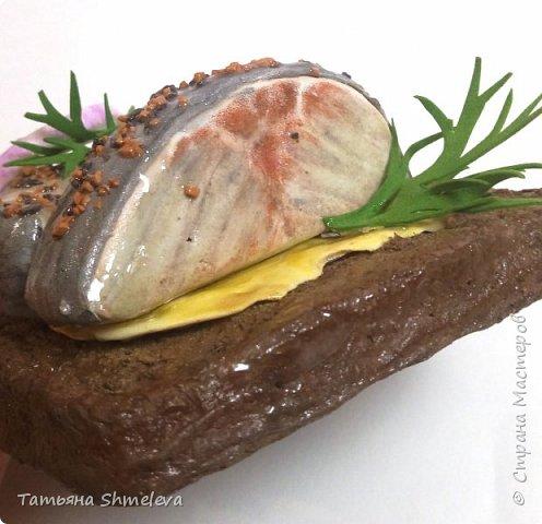 Сувениры-еда в технике фом-арт фото 26