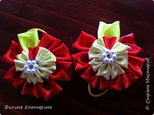 Мои пробы сделать резиночки для дочки и для племянницы. фото 8