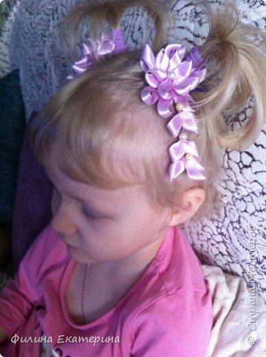 Мои пробы сделать резиночки для дочки и для племянницы. фото 10