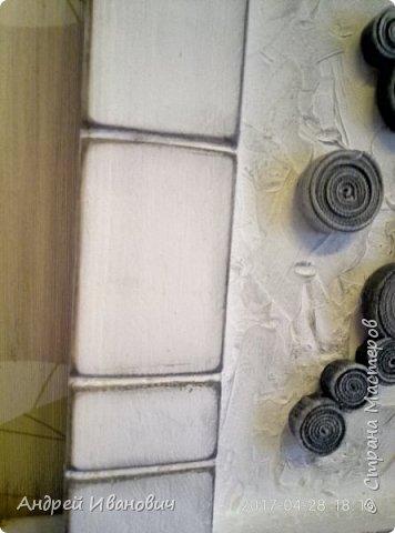 Панно джинсовое МК фото 6