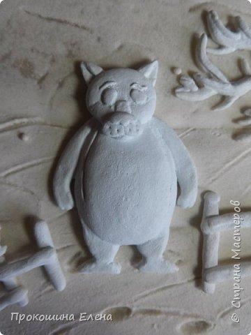 Ключница(соленое тесто) фото 5