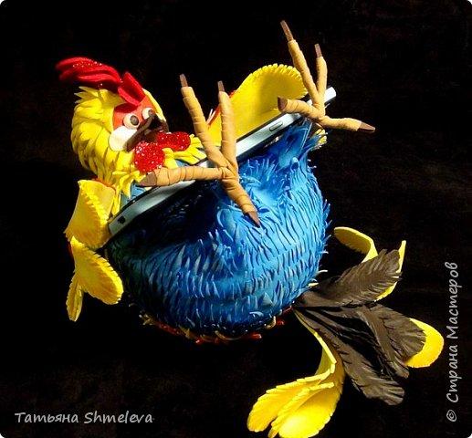 Птицы в технике фом-арт фото 40