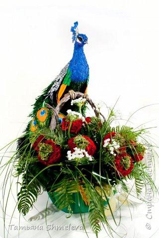 Птицы в технике фом-арт фото 32