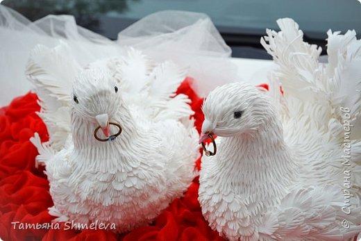 Птицы в технике фом-арт фото 38