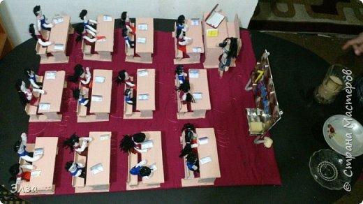 модель нашего класса фото 4