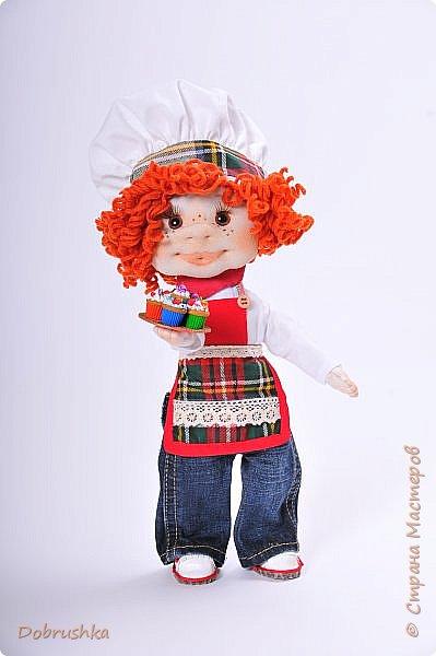 Мальчонка - поваренок жизнерадостный ребенок так же как и Карамелька едет на конкурс фото 1