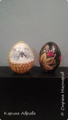 Пасхальные яйца. Смешанная техника. фото 5
