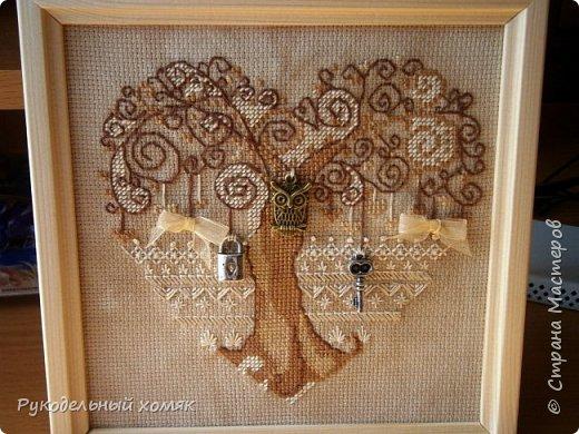 Дерево любви - оберег фото 1