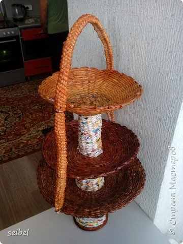 Корзинка для грибов и ягод фото 4