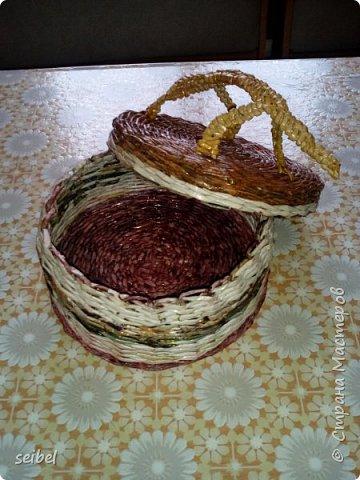 Корзинка для грибов и ягод фото 5
