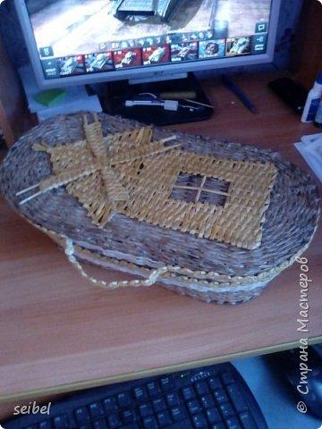 Корзинка для грибов и ягод фото 6