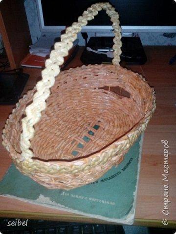 Корзинка для грибов и ягод фото 9