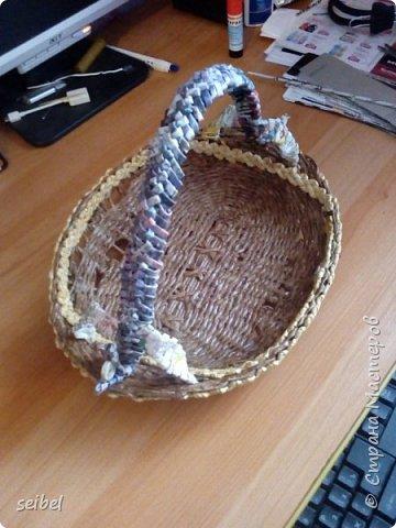 Корзинка для грибов и ягод фото 7