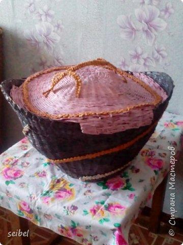 Корзинка для грибов и ягод фото 11