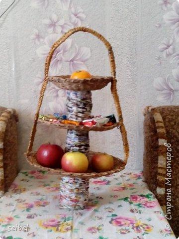 Корзинка для грибов и ягод фото 10