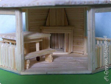Миша и Юля Дмитренко-Деспоташвили предложили сделать такой домик. фото 74