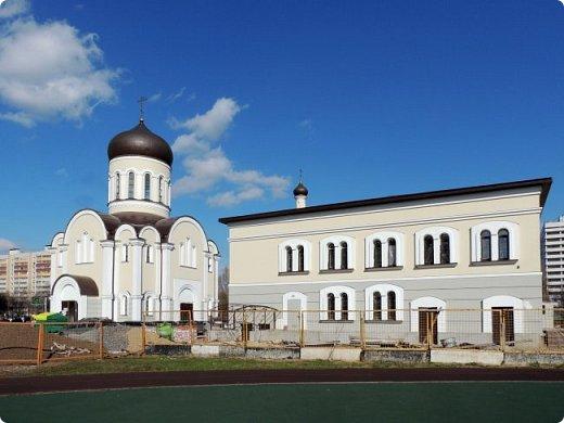 церковь Алексия Московского (Мечева) на Вешняковской фото 1