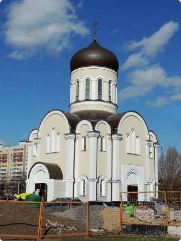 церковь Алексия Московского (Мечева) на Вешняковской фото 2