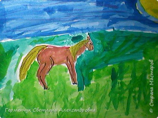 Детские рисунки  фото 4