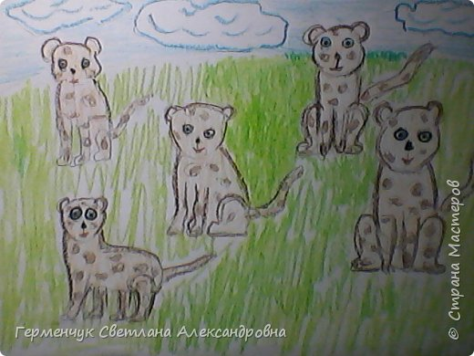 Детские рисунки  фото 8