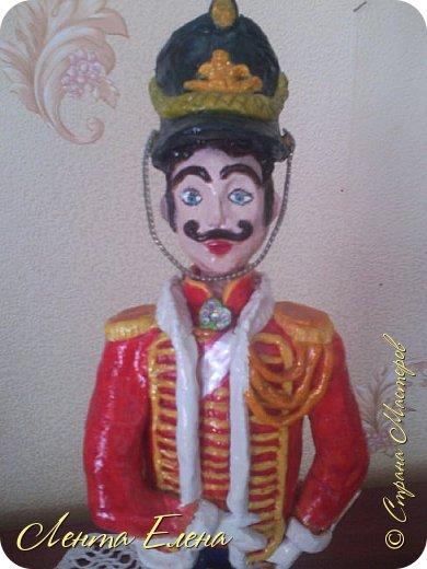 Здравствуйте , дорогие и очень талантливые жители и гости Страны Мастеров!!!  Поздравляю всех  С Первомаем!!! Хочу показать вам ещё две статуэтки .  фото 8
