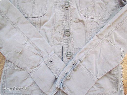 Ремонт джинсовых изделий фото 2