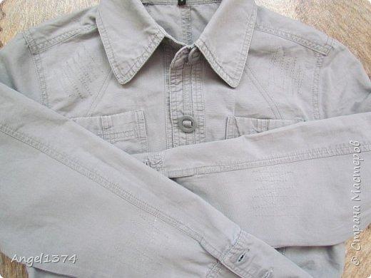 Ремонт джинсовых изделий фото 6