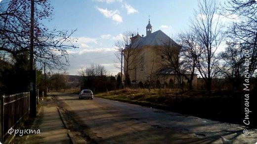 """Село Горышнее Львовской области, по-украински пишется """"Горишнє"""". Стоит там такой храм фото 44"""