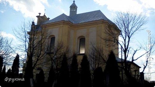 """Село Горышнее Львовской области, по-украински пишется """"Горишнє"""". Стоит там такой храм фото 45"""