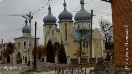 """Село Горышнее Львовской области, по-украински пишется """"Горишнє"""". Стоит там такой храм фото 42"""
