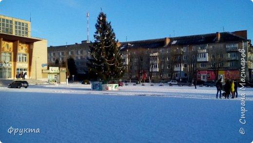Центральная площадь 1 января 2015 года фото 1
